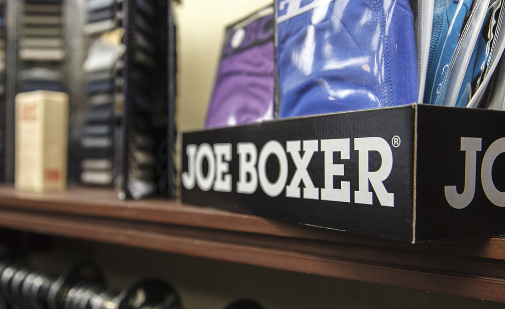 Joe Boxer underwear