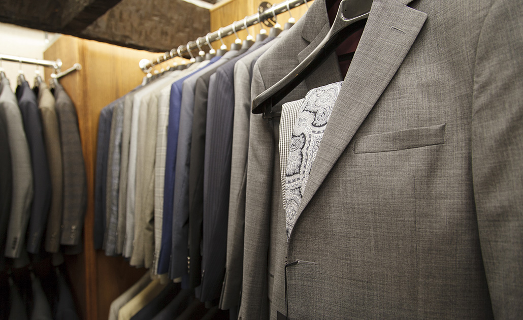 Oshawa mens suits