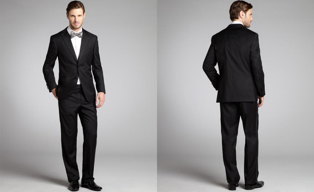 Doug Wilson's Menswear sells Jack Victor tuxedos